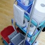 pulizie ordinaria attrezzatura